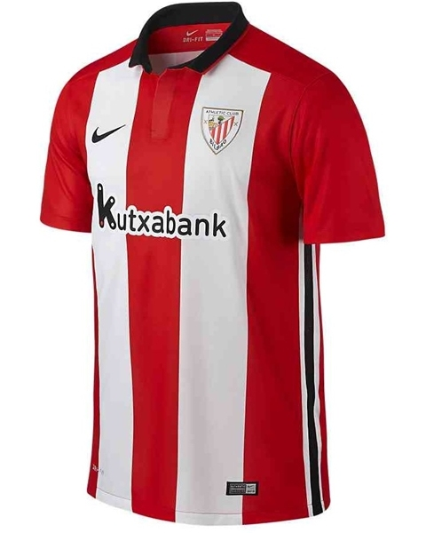 separation shoes 73ac2 d331c Nike Athletic Bilbao 2015/16 Football Jerseys