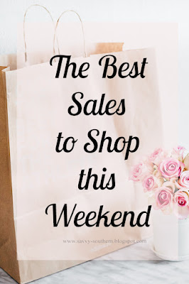 Weekend sales and Mother's Day gift ideas