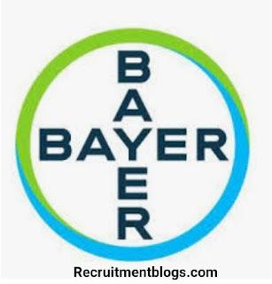 Pharmacovigilance Officer At Bayer Pharmacy or Medicine Vacancy