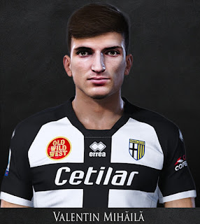 PES 2021 Faces Valentin Mihăilă by Rachmad ABs