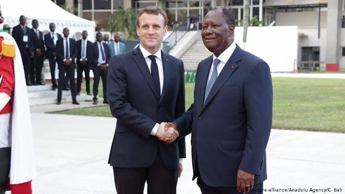Colonialism was grave mistake - President Emmanuel Macron