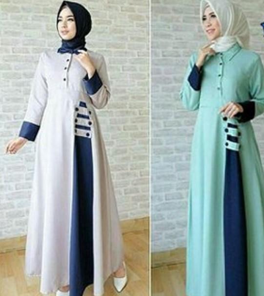 Tips Pintar Memilih Dress Muslim yang Memberi Kenyamanan