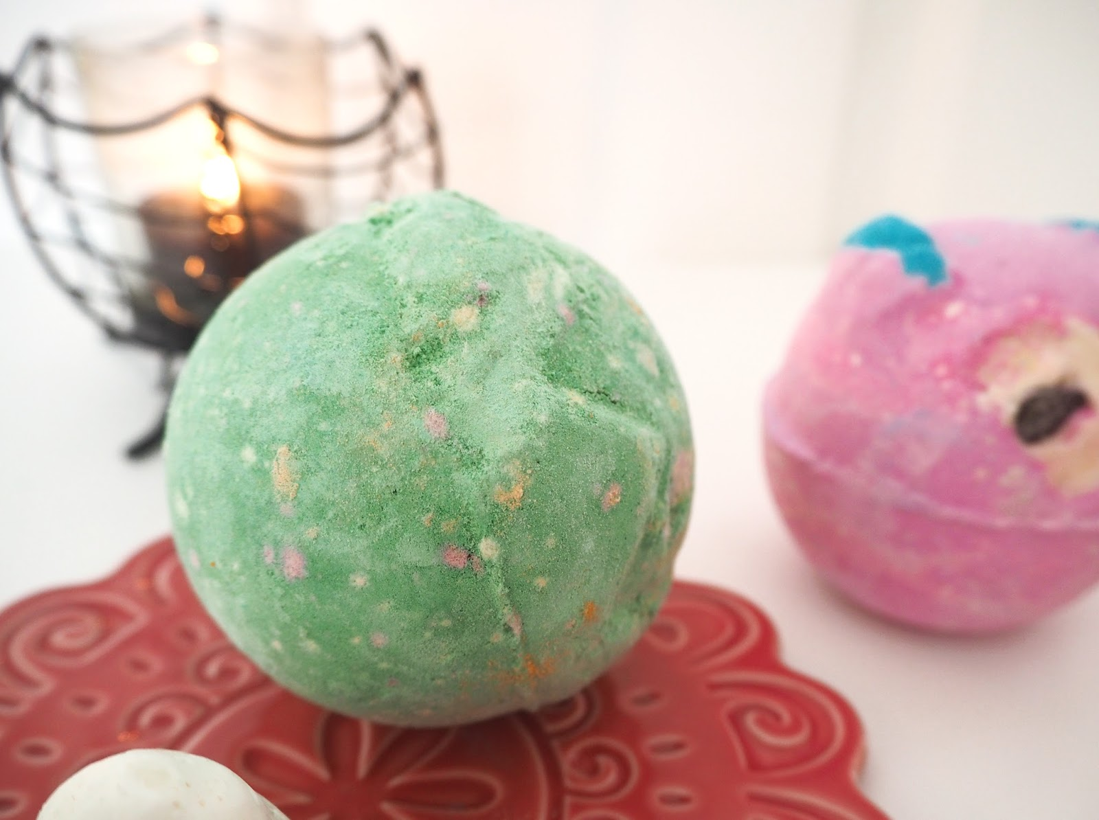 Lush Halloween Collection 2016, Katie Kirk Loves, Lord of Misrule Bath Bomb, Beauty Blogger, Bath Products, Lush UK