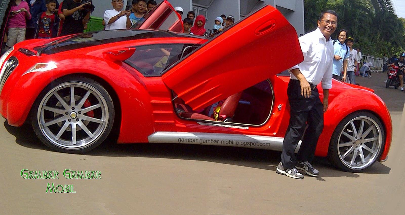 Gambar mobil indonesia  Gambar Gambar Mobil