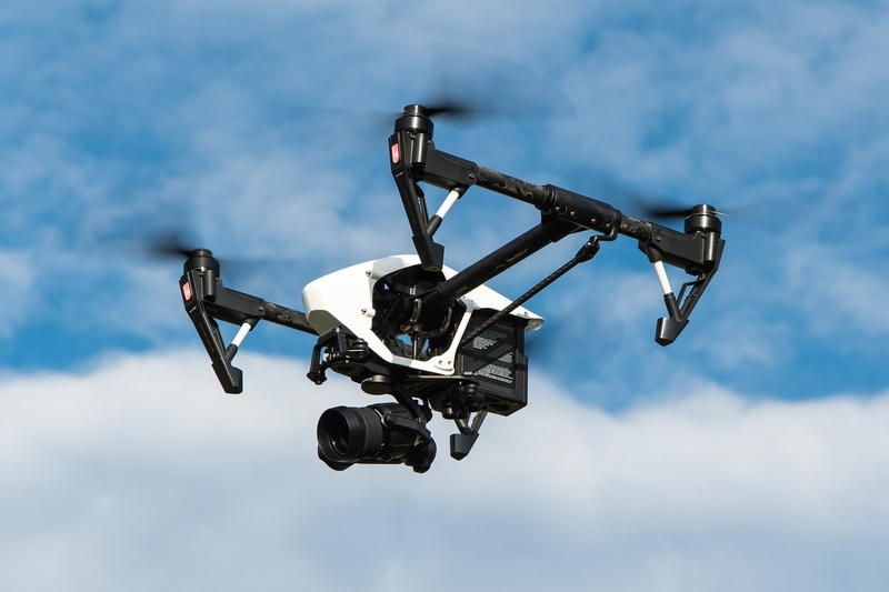 Robots And Drones Are Now Used To Fight COVID-19