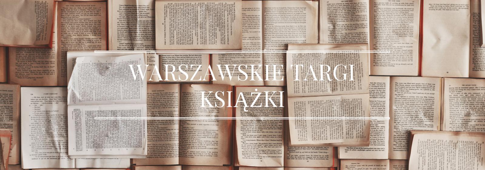 Warszawskie targi książki | Co kupiłam?