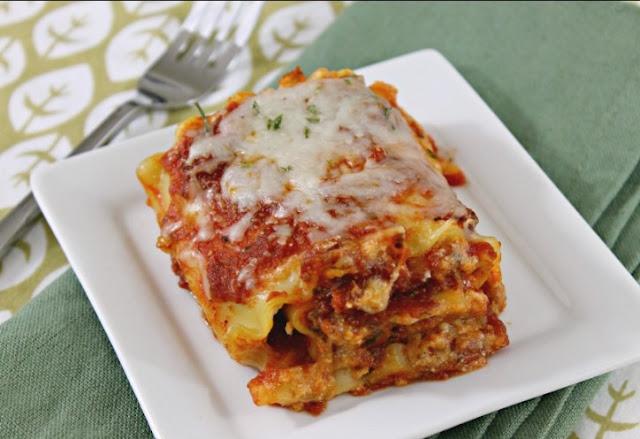 Cheesy Lasagna Roll Ups #lasagna #bestmeal