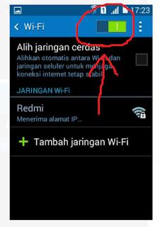 aktifkan wifi