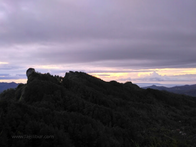 Sunrise Gunung Kunir Benowo