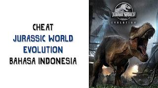 Trainer Game Jurassic World Evolution PC Terbaru