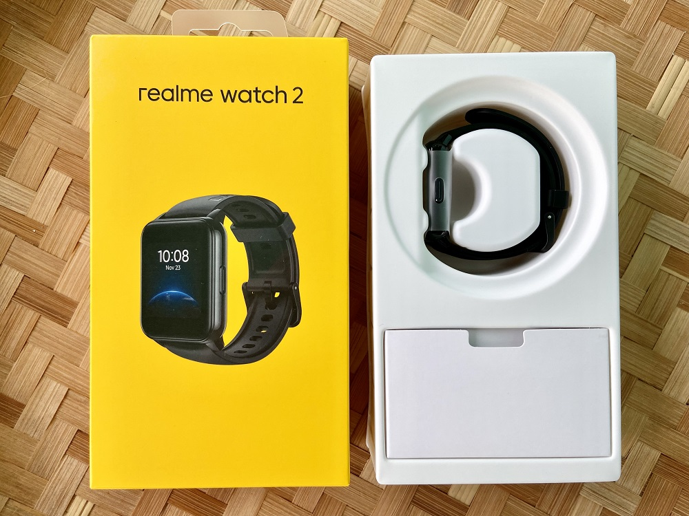 realme Watch 2 Unboxing