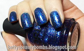 Orly Macabre Masquerade Swatch