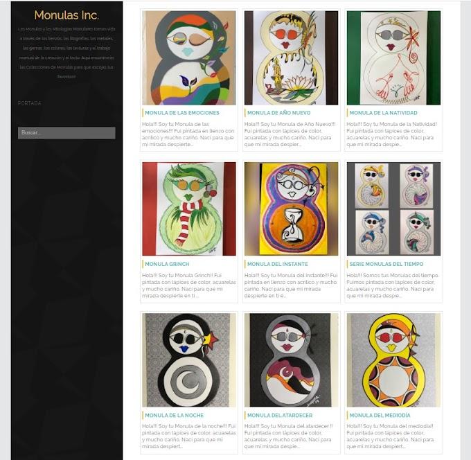 Monulas.AngelicaCrespo.com