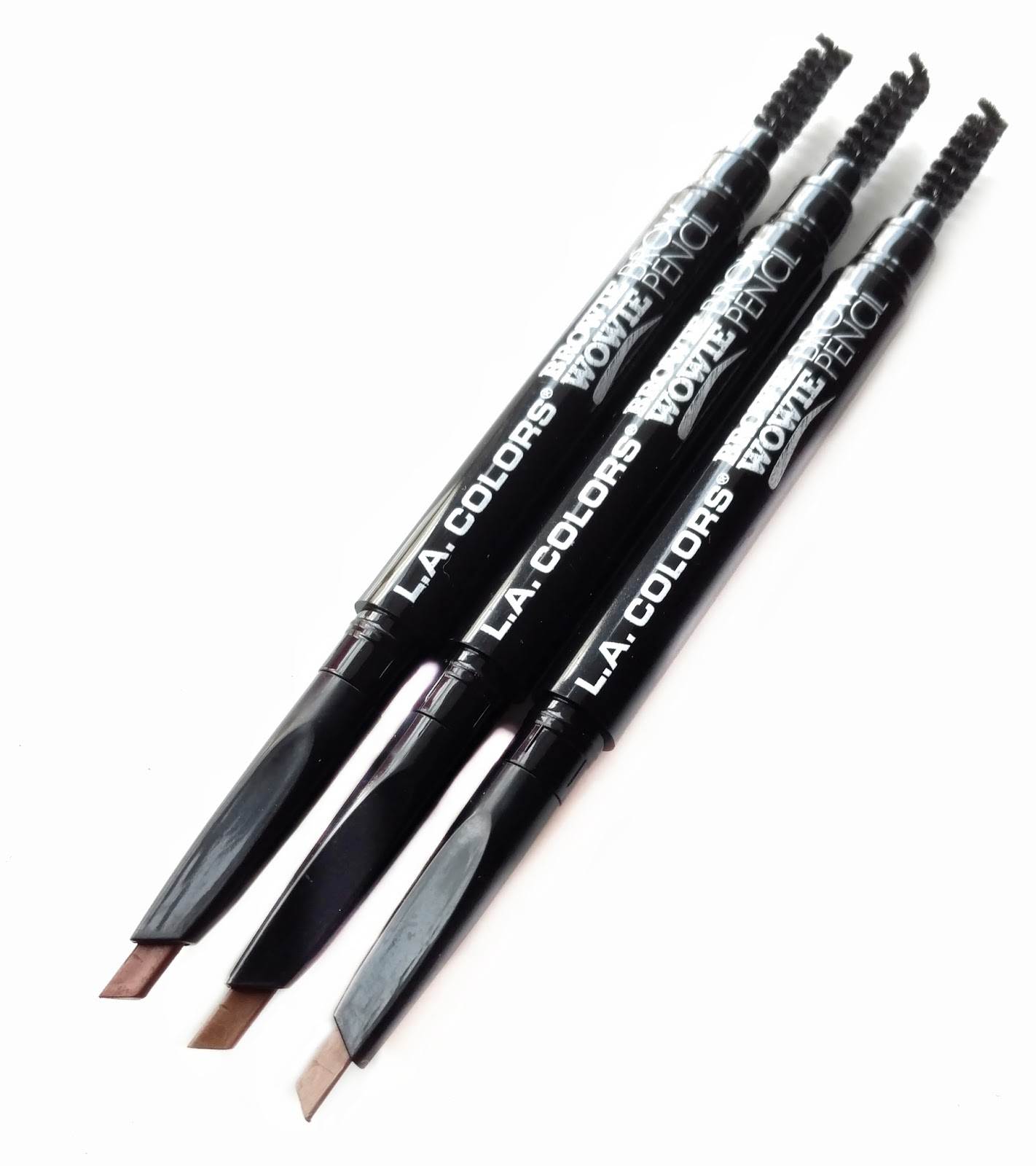 L A Colors Browie Wowie Brow Pencil Review Beauddiction