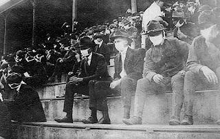 Espectadores en 1918
