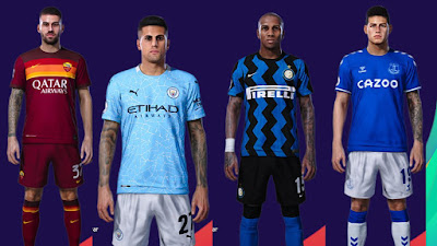 PES 2021 Missing TattooPack from PES 2020