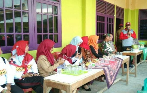 Bupati LamTeng, Ajak Warga Seputih Surabaya Gencarkan PSN