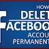 Permantely Delete Facebook