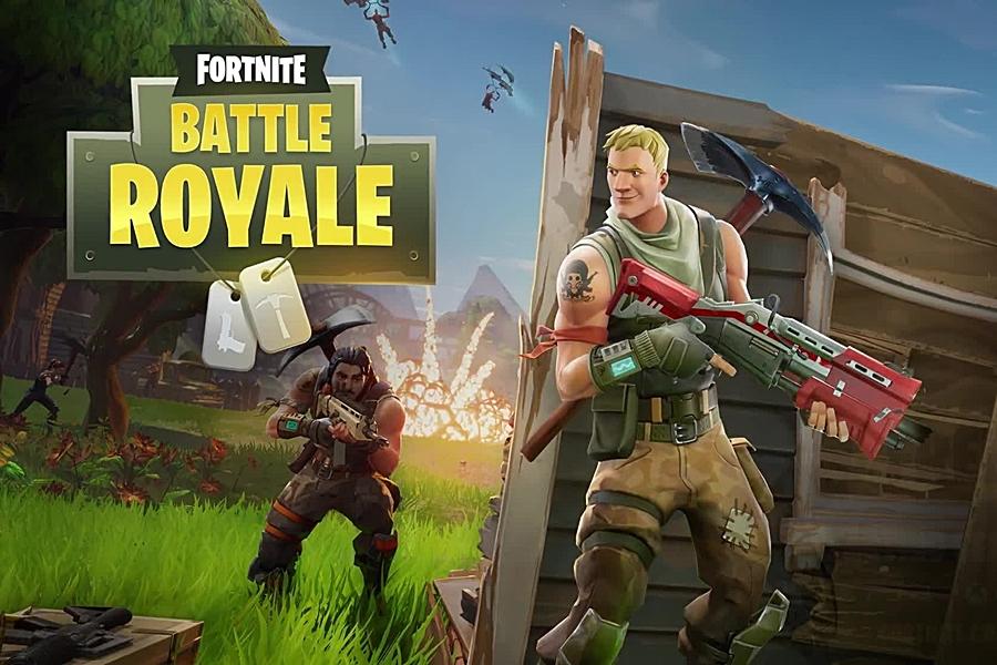 تحميل لعبة فورتنايت باتل رويال Fortnite Battle Royale للاندرويد