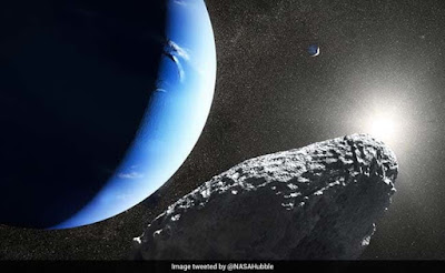 The discovery of evil planet