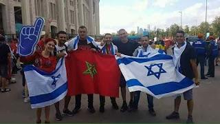 """""""مغاربة إسرائيل"""" يحتجّون ضد حقارة """"الشروق"""" الممولة من طرف عصابات الجزائر"""
