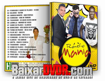 Radio Mania (2017) DVD-R