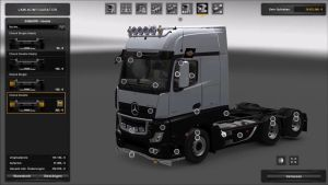 Truck - Mercedes MP4 [Reworked] V 1.0