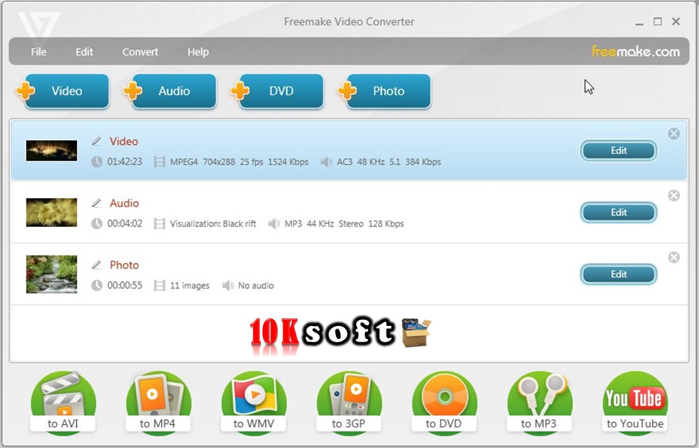 Freemake video convertor free download direct link