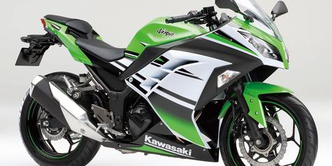Kawasaki Ninja 250 FI 2015 Facelift Lebih Sempurna