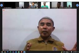 Bangkitkan Semangat Gerakan ; Pemuda Muhammadiyah Kota Magelang Adakan Pengajian Peringatan Milad Muhammadiyah Virtual