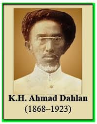 Biografi dan Konsep Pemikiran K.H. Ahmad Dahlan