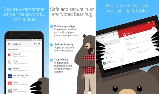 Download 5 Aplikasi Pengelola Kata Sandi Terbaik untuk Android 6