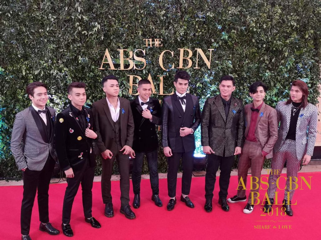 Hashtags ABS-CBN Ball 2018