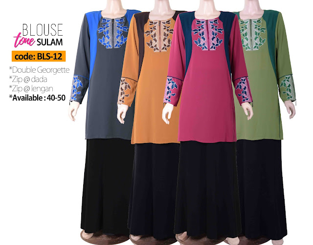 http://blog.jubahmuslimah.biz/2017/07/bls-12-blouse-sulam-limited-stock.html