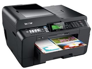 Brother MFC-J6710DW Printer Driver Windows, Mac, Linux