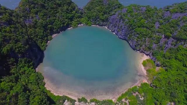 Kinh nghiệm du lịch đảo Mắt Rồng - hòn đảo tuyệt đẹp phía Nam Vịnh Hạ Long 2