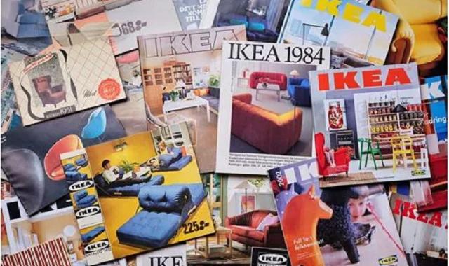 Ikea will no more publish its catalogs