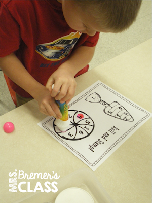 Fun Gingerbread Man themed math center activities for Kindergarten and First Grade. Packed with hands on activities to practice counting,  measurement, number words, ten frames, number recognition, addition, and more. Perfect for math centers in Kindergarten and First Grade at Christmas. #kindergarten #1stgrade #gingerbreadman #mathcenters #centers #kindergartenmath #1stgrademath #kindergartencenters #christmascenters