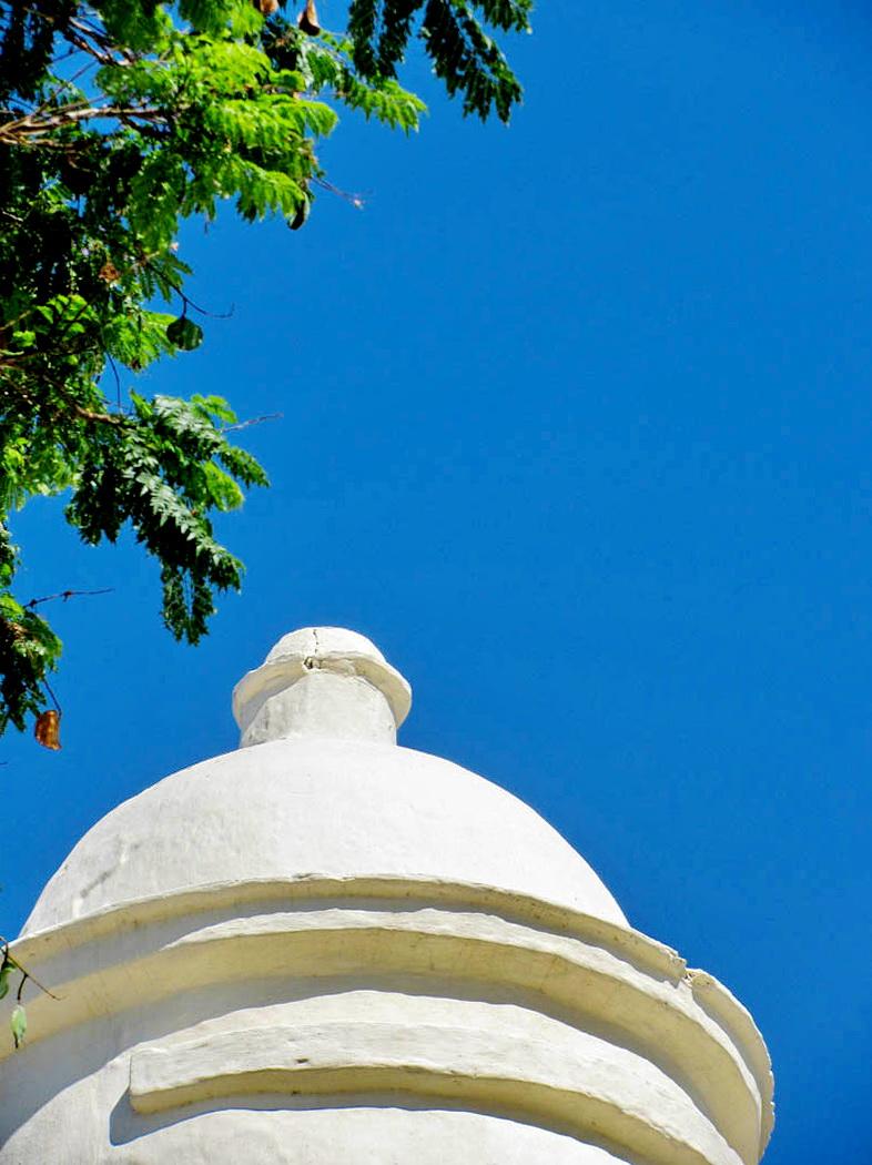 Palácio de São Lourenço tower