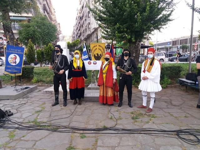 Μπροστά οι Πελοποννήσιοι, στον Αγώνα για την Αναγνώριση της Γενοκτονίας του Ποντιακού Ελληνισμού