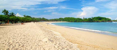Visit Indonesian, Wonderful Indonesian, Beautufiul Beach in the world, Nusa Dua Beach, Bali
