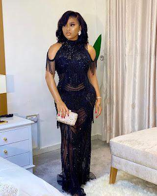 Diiadem Adeola fashion and atyle looks latest..