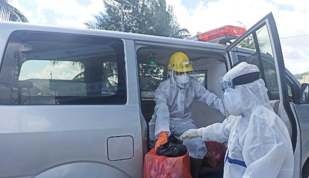 Hasil Rapid Reaktif, Seorang Warga Jeneponto Terpaksa Jalani Karantina Di Selayar
