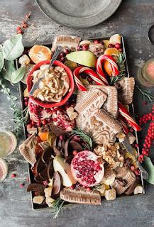 navidad, saludable