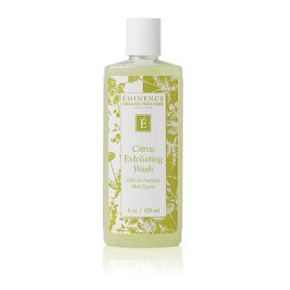 Eminence Citrus Exfoliating Wash - Le Reve Spa