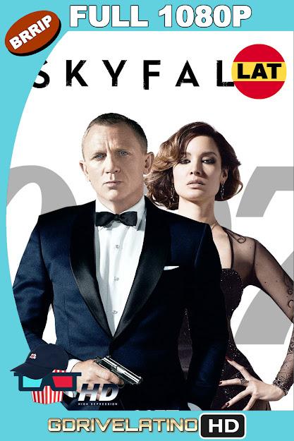 007 Skyfall (2012) BRRip 1080p Latino-Ingles MKV