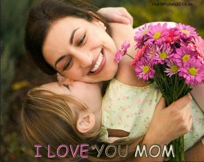 Holi Greetings for Mother