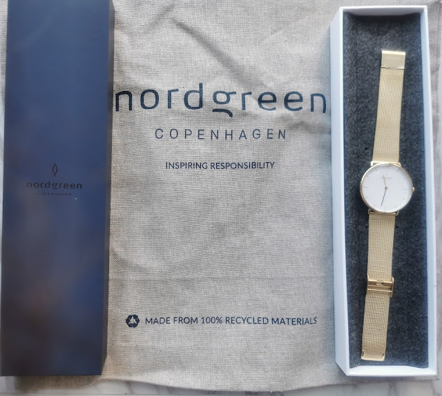 Nordgreen Gold Strap watch cost