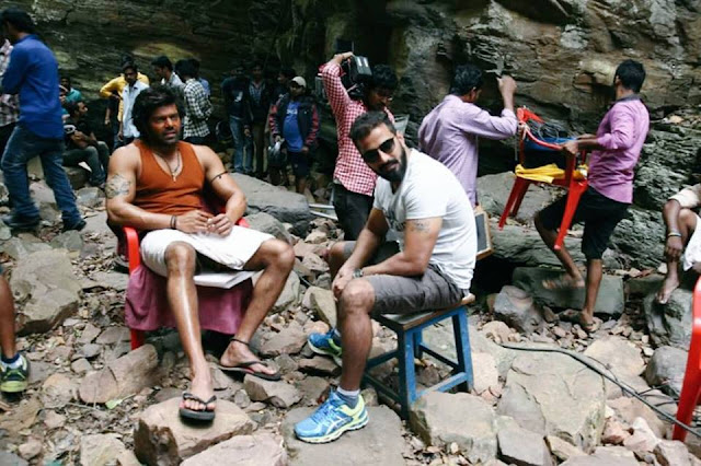 Kadamban Movie Latest Working Stills