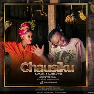 Audio   Barnaba Ft.Vanessa Mdee–Chausiku